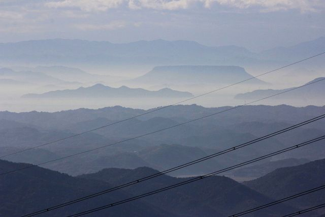 熊山登山 舟下山コースを登る!の巻_f0325295_18081272.jpg