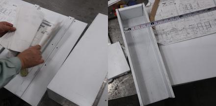 SUSオーダーキッチン製作所へ_b0183404_20404681.jpg