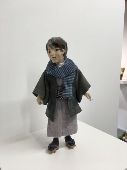 柔らか羊毛のフェルティング・ドール講座ご担当の鈴木千晶先生の個展が開催中です_d0240728_13040651.jpg