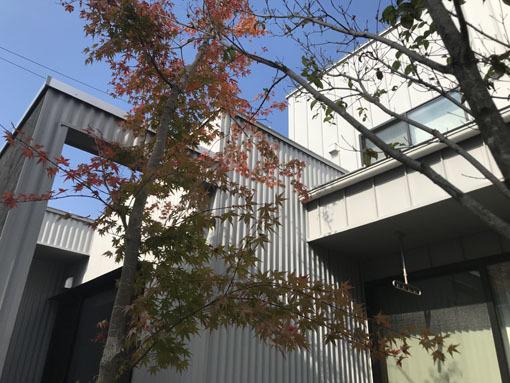 秋のモデルハウス_d0166782_13562410.jpg