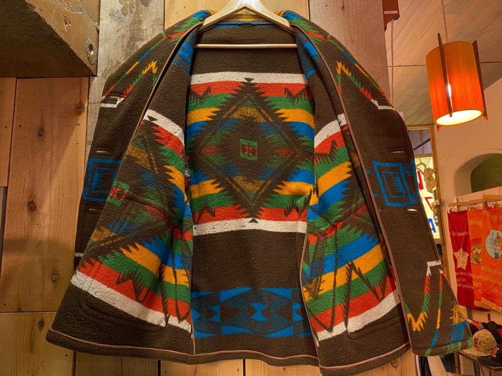 11月25日(水)マグネッツ大阪店Vintage入荷日!!#1 1930\'s BlanketMackinawCoat,CampBlanket!!_c0078587_13223356.jpg