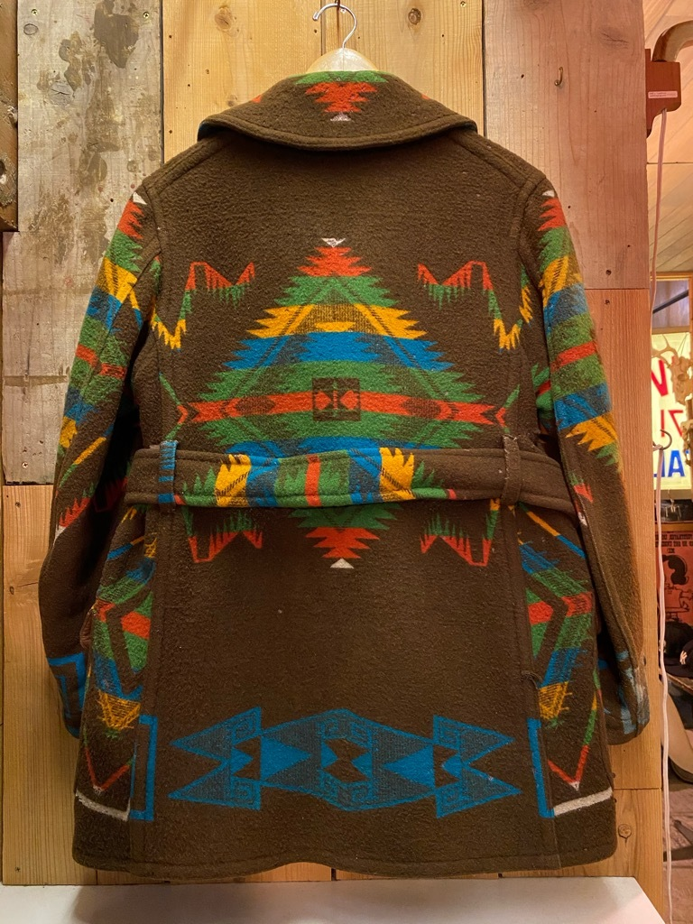 11月25日(水)マグネッツ大阪店Vintage入荷日!!#1 1930\'s BlanketMackinawCoat,CampBlanket!!_c0078587_13223683.jpg