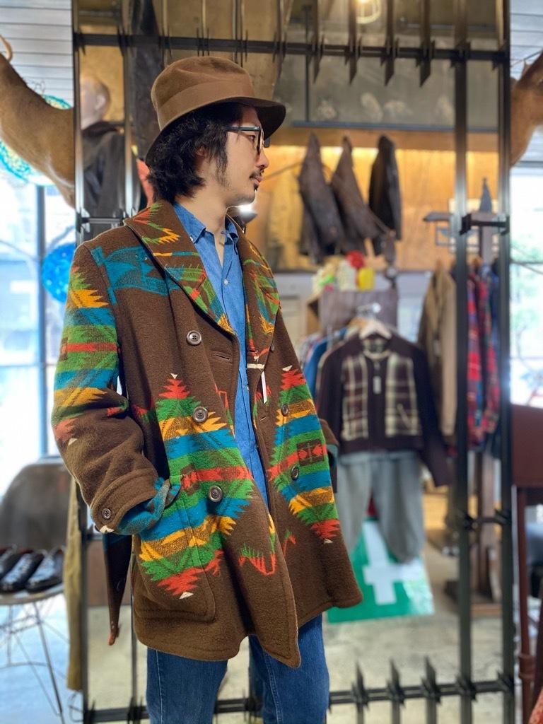 11月25日(水)マグネッツ大阪店Vintage入荷日!!#1 1930\'s BlanketMackinawCoat,CampBlanket!!_c0078587_13390475.jpg