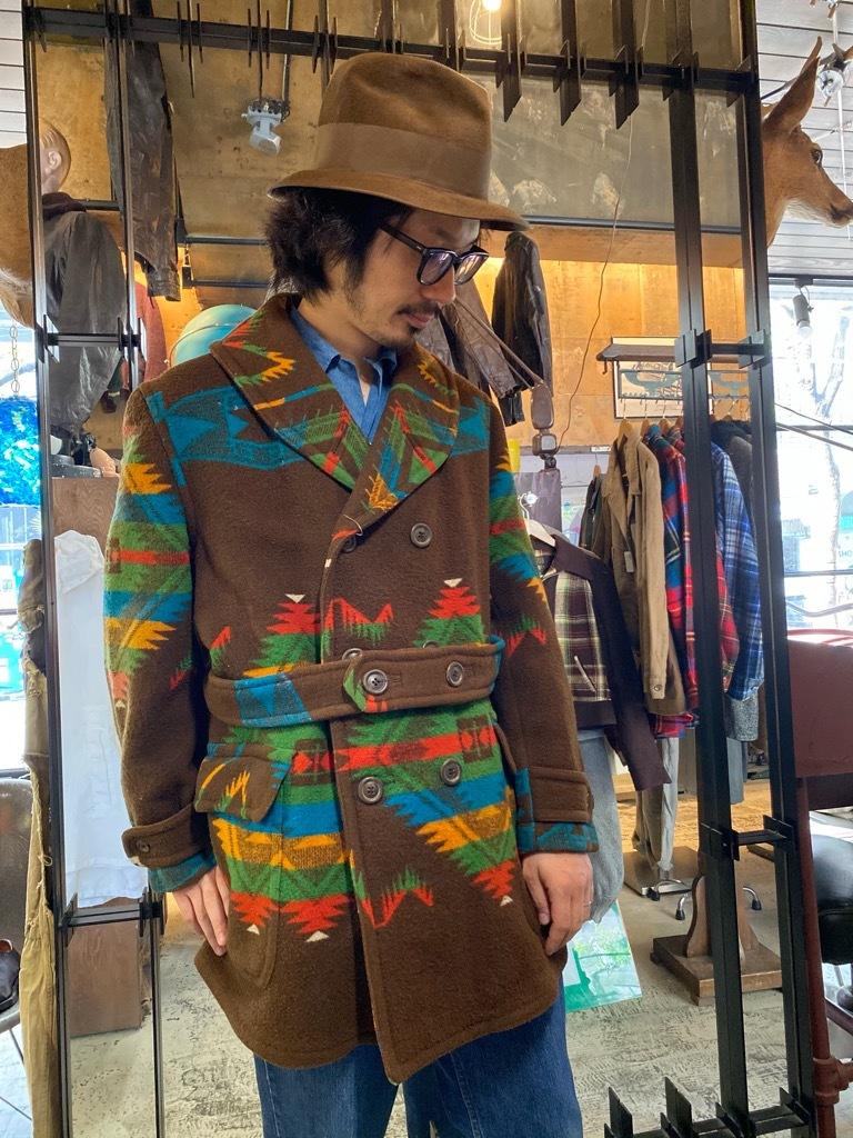 11月25日(水)マグネッツ大阪店Vintage入荷日!!#1 1930\'s BlanketMackinawCoat,CampBlanket!!_c0078587_13390926.jpg