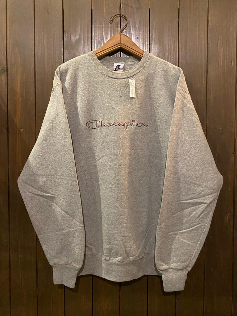 マグネッツ神戸店 11/21(土)Superior入荷! #7 Chanpion Front V Sweat Shirt!!!_c0078587_13583521.jpg