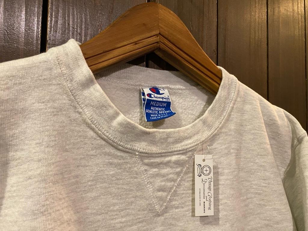 マグネッツ神戸店 11/21(土)Superior入荷! #7 Chanpion Front V Sweat Shirt!!!_c0078587_13585454.jpg