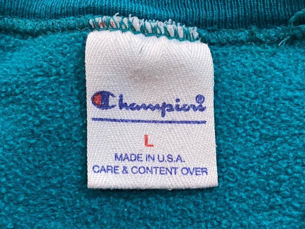 マグネッツ神戸店 11/21(土)Superior入荷! #7 Chanpion Front V Sweat Shirt!!!_c0078587_13591702.jpg