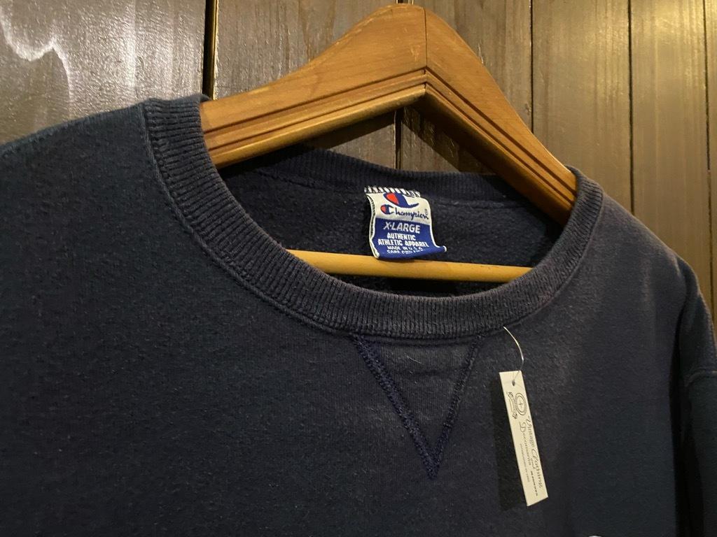 マグネッツ神戸店 11/21(土)Superior入荷! #7 Chanpion Front V Sweat Shirt!!!_c0078587_14001714.jpg