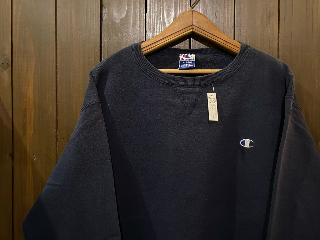 マグネッツ神戸店 11/21(土)Superior入荷! #7 Chanpion Front V Sweat Shirt!!!_c0078587_14001764.jpg