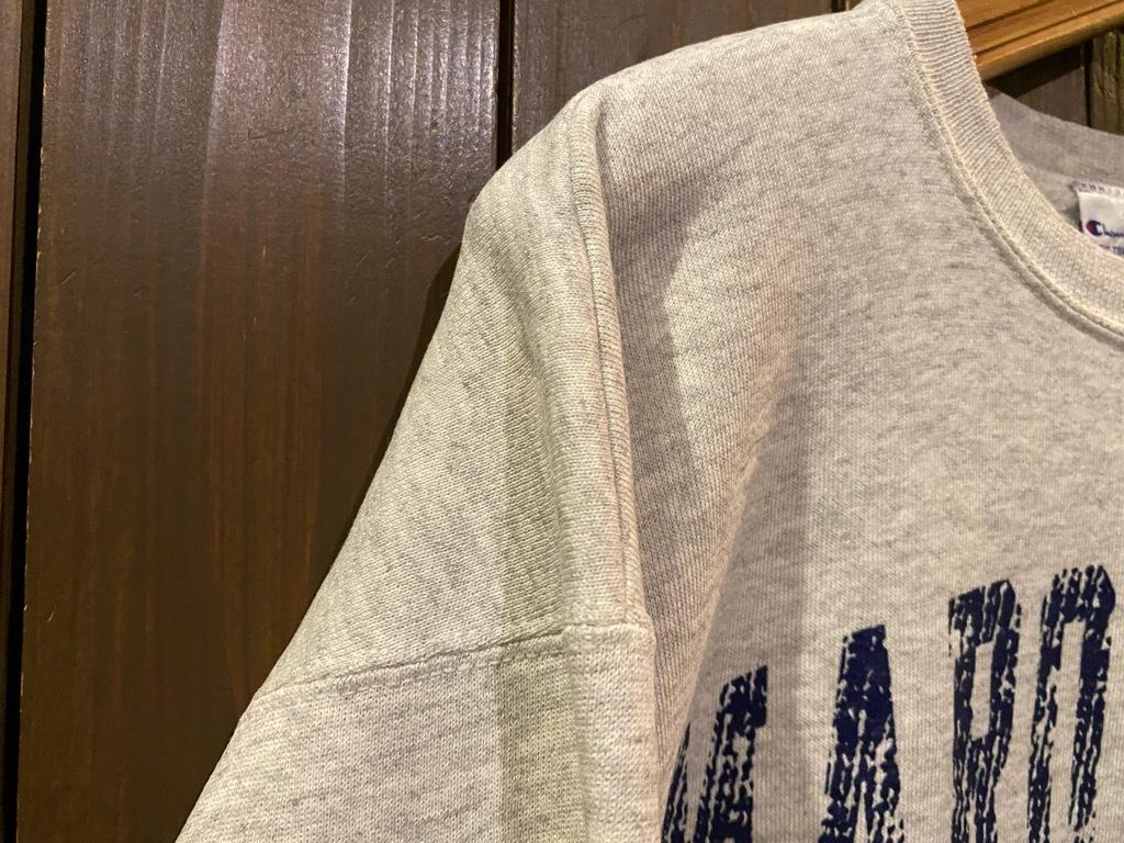 マグネッツ神戸店 11/21(土)Superior入荷! #7 Chanpion Front V Sweat Shirt!!!_c0078587_14020212.jpg