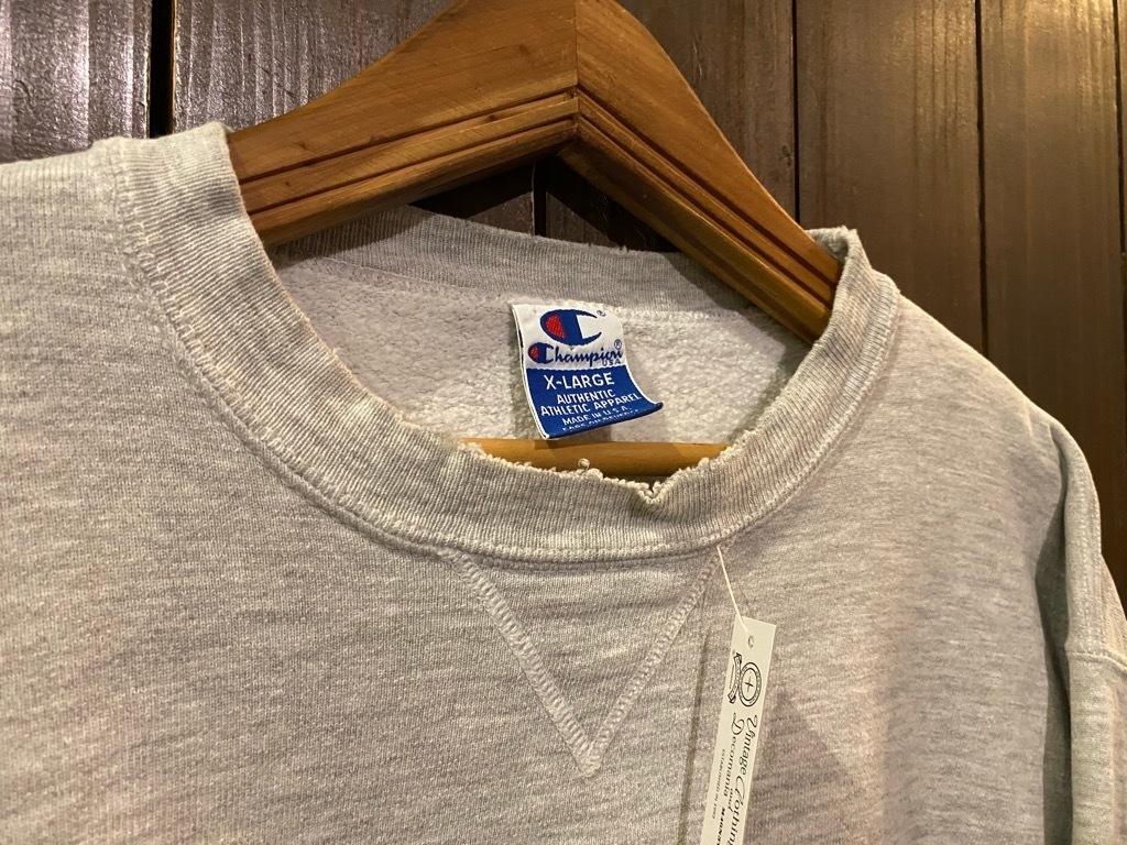 マグネッツ神戸店 11/21(土)Superior入荷! #7 Chanpion Front V Sweat Shirt!!!_c0078587_14022198.jpg