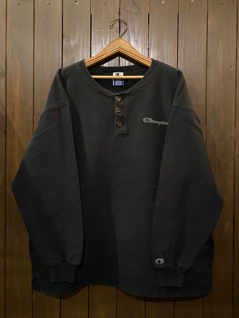 マグネッツ神戸店 11/21(土)Superior入荷! #7 Chanpion Front V Sweat Shirt!!!_c0078587_14070587.jpg