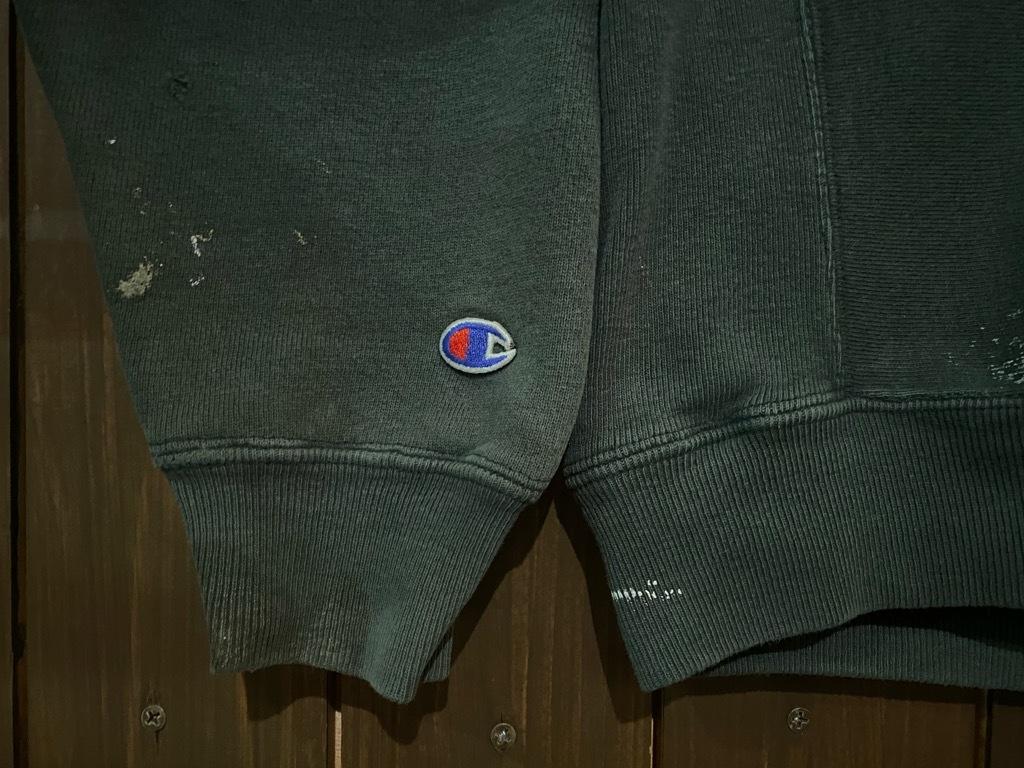 マグネッツ神戸店 11/21(土)Superior入荷! #7 Chanpion Front V Sweat Shirt!!!_c0078587_14093148.jpg