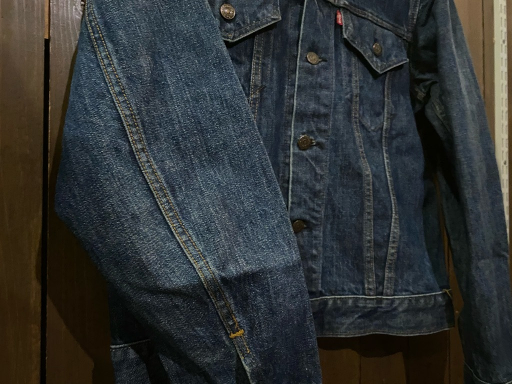 マグネッツ神戸店 11/21(土)Superior入荷! #9 Levi\'s 70505 Trucker Jacket!!!_c0078587_14561022.jpg