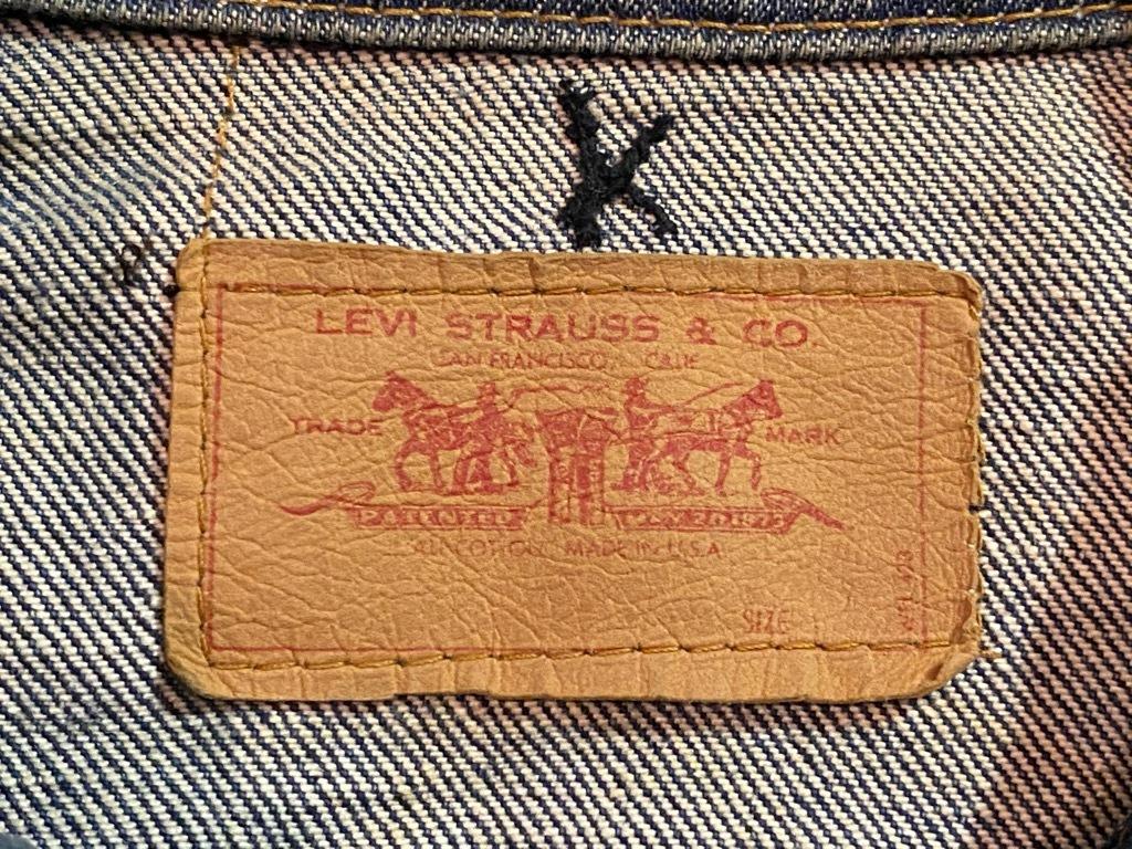 マグネッツ神戸店 11/21(土)Superior入荷! #9 Levi\'s 70505 Trucker Jacket!!!_c0078587_14561023.jpg