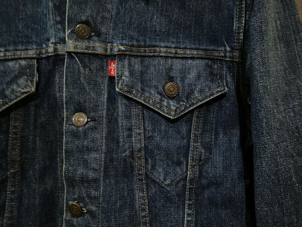 マグネッツ神戸店 11/21(土)Superior入荷! #9 Levi\'s 70505 Trucker Jacket!!!_c0078587_14580369.jpg