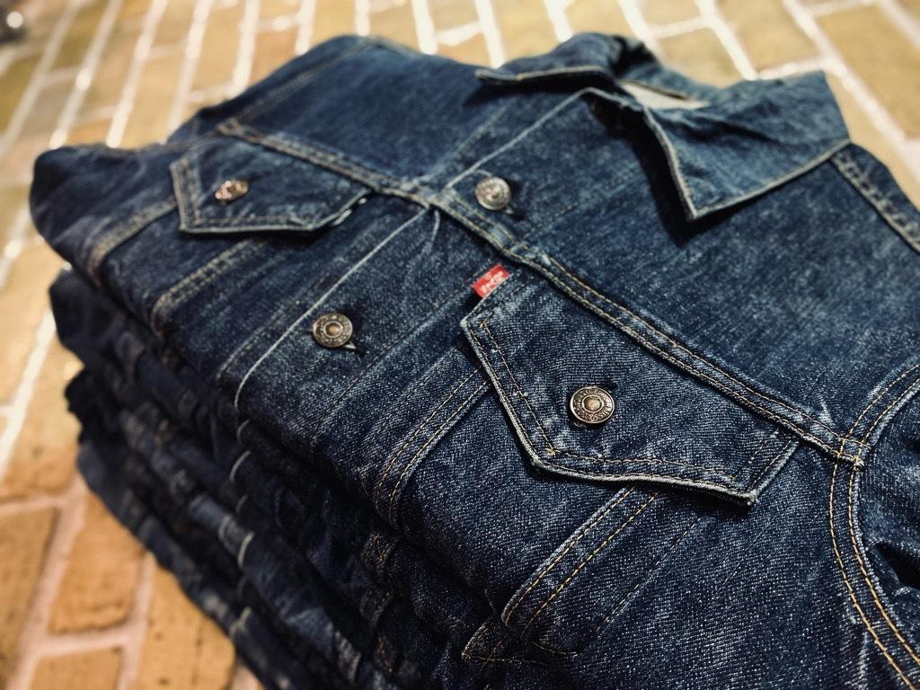 マグネッツ神戸店 11/21(土)Superior入荷! #9 Levi\'s 70505 Trucker Jacket!!!_c0078587_14584747.jpg