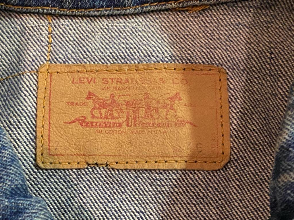 マグネッツ神戸店 11/21(土)Superior入荷! #9 Levi\'s 70505 Trucker Jacket!!!_c0078587_15030639.jpg