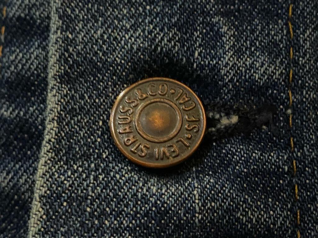 マグネッツ神戸店 11/21(土)Superior入荷! #9 Levi\'s 70505 Trucker Jacket!!!_c0078587_15034466.jpg