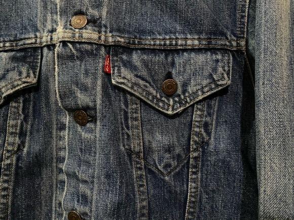 マグネッツ神戸店 11/21(土)Superior入荷! #9 Levi\'s 70505 Trucker Jacket!!!_c0078587_15041926.jpg