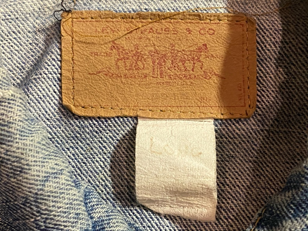 マグネッツ神戸店 11/21(土)Superior入荷! #9 Levi\'s 70505 Trucker Jacket!!!_c0078587_15042163.jpg