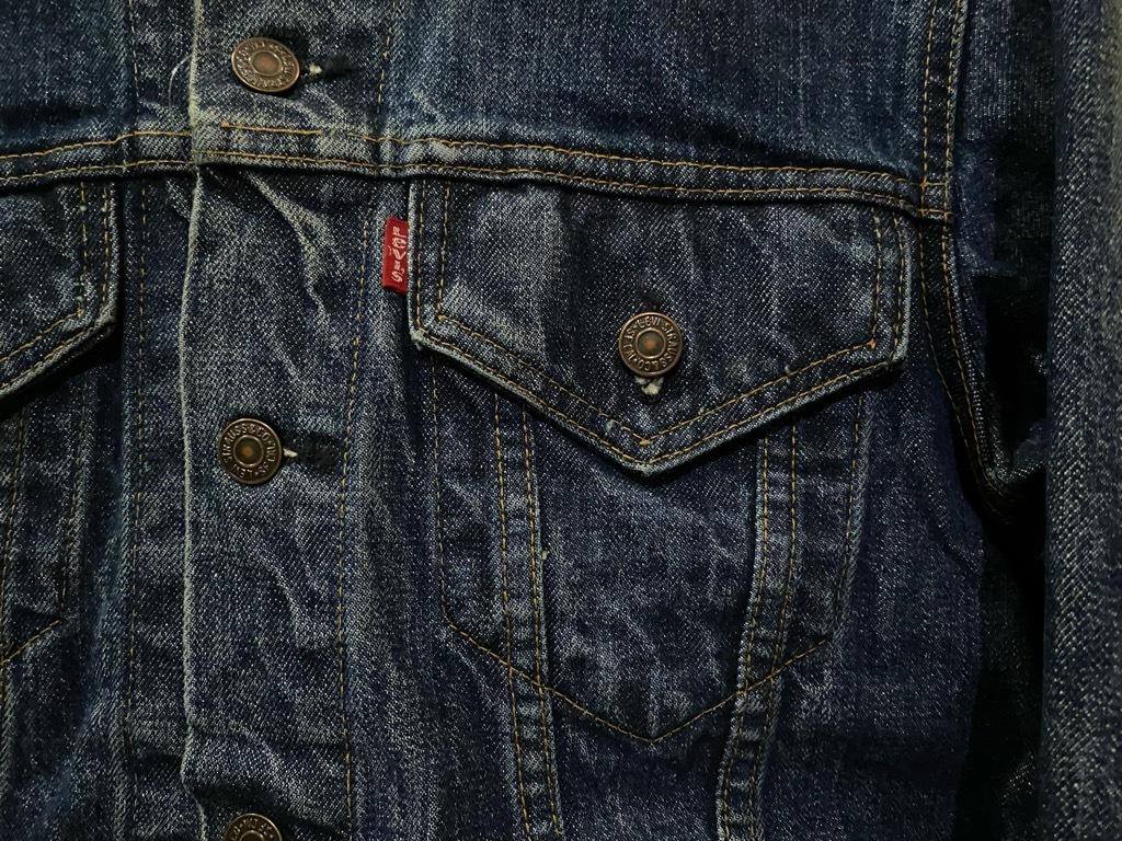 マグネッツ神戸店 11/21(土)Superior入荷! #9 Levi\'s 70505 Trucker Jacket!!!_c0078587_15045304.jpg