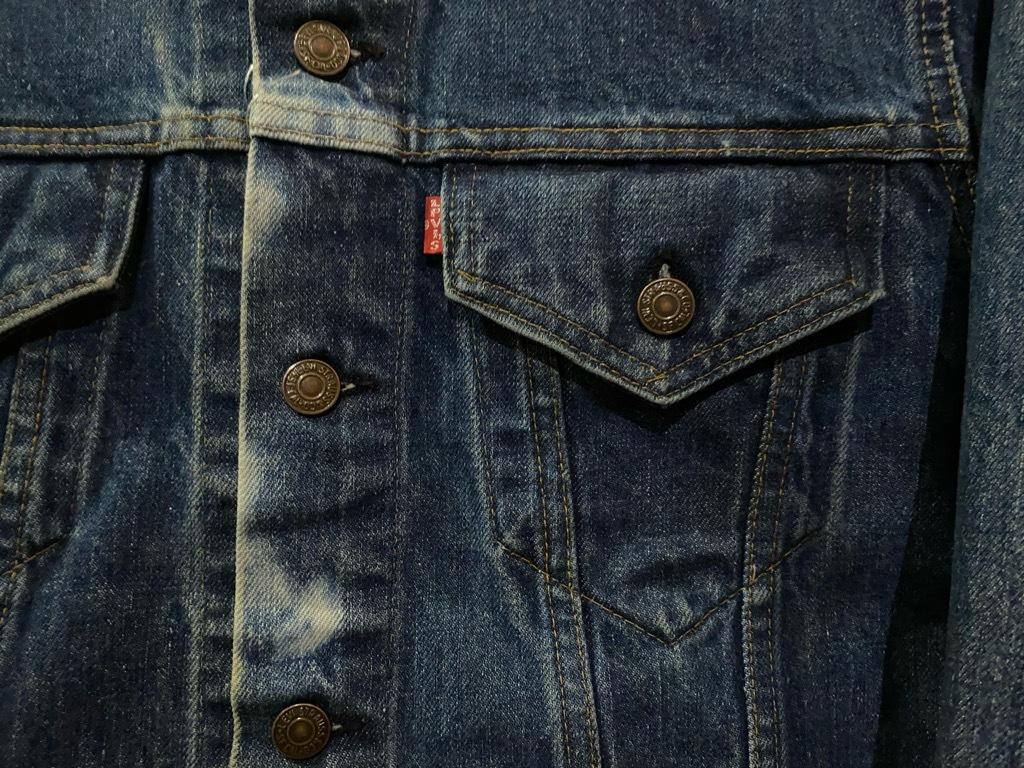 マグネッツ神戸店 11/21(土)Superior入荷! #9 Levi\'s 70505 Trucker Jacket!!!_c0078587_15052527.jpg