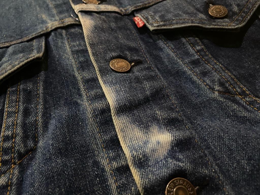 マグネッツ神戸店 11/21(土)Superior入荷! #9 Levi\'s 70505 Trucker Jacket!!!_c0078587_15052529.jpg