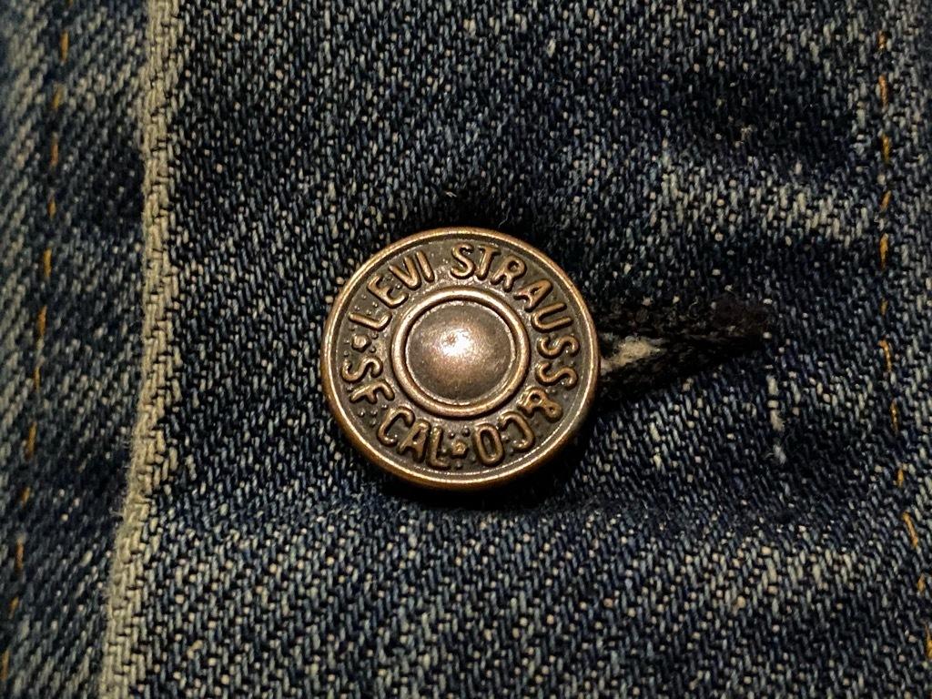 マグネッツ神戸店 11/21(土)Superior入荷! #9 Levi\'s 70505 Trucker Jacket!!!_c0078587_15052634.jpg