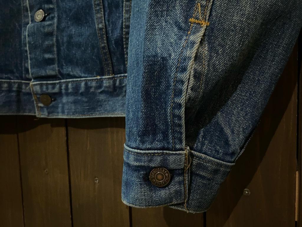 マグネッツ神戸店 11/21(土)Superior入荷! #9 Levi\'s 70505 Trucker Jacket!!!_c0078587_15052653.jpg