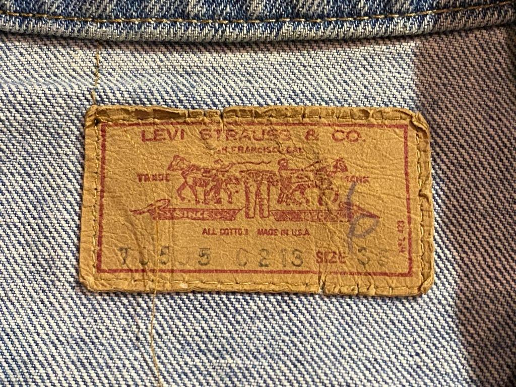 マグネッツ神戸店 11/21(土)Superior入荷! #9 Levi\'s 70505 Trucker Jacket!!!_c0078587_15063432.jpg