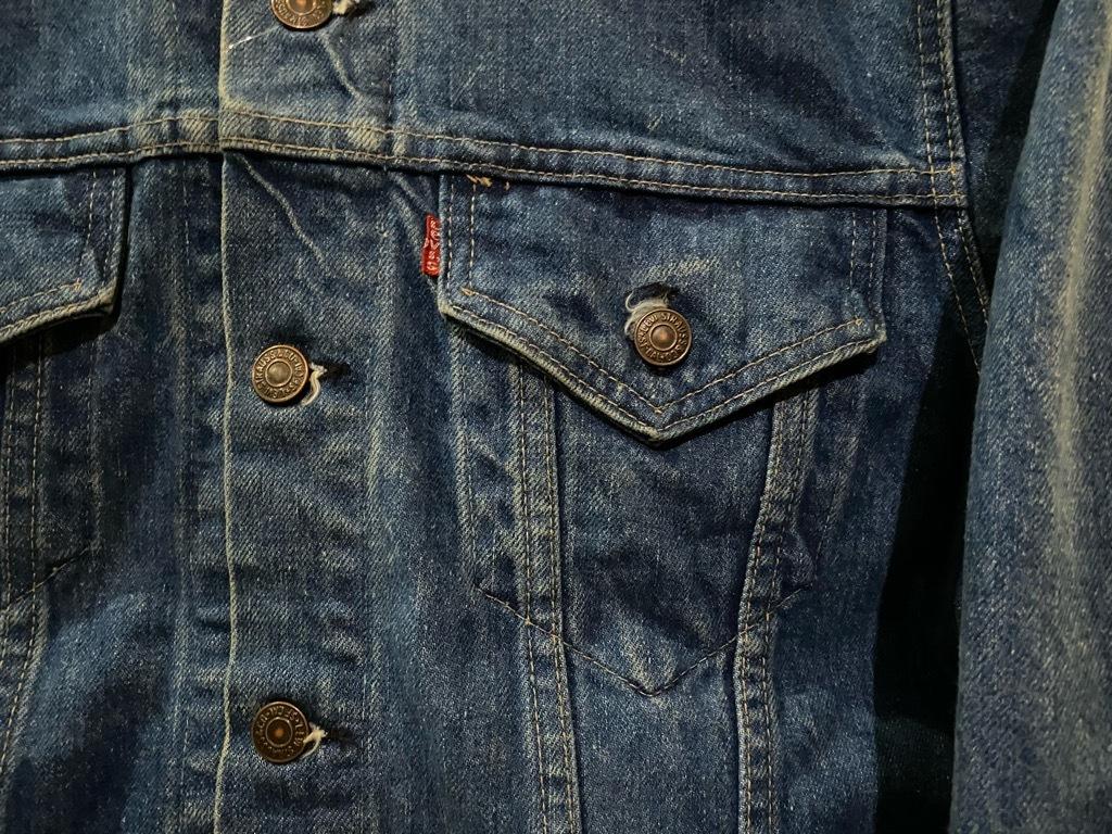 マグネッツ神戸店 11/21(土)Superior入荷! #9 Levi\'s 70505 Trucker Jacket!!!_c0078587_15084670.jpg