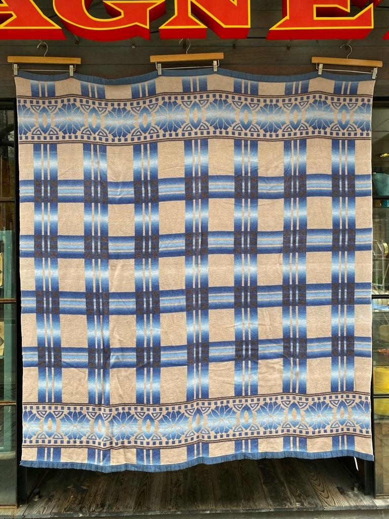 11月25日(水)マグネッツ大阪店Vintage入荷日!!#1 1930\'s BlanketMackinawCoat,CampBlanket!!_c0078587_16284563.jpg