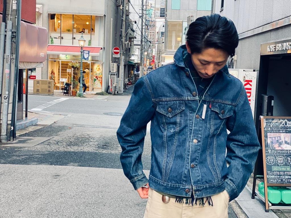 マグネッツ神戸店 11/21(土)Superior入荷! #9 Levi\'s 70505 Trucker Jacket!!!_c0078587_17404034.jpg