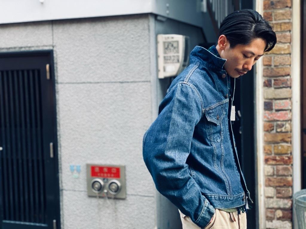 マグネッツ神戸店 11/21(土)Superior入荷! #9 Levi\'s 70505 Trucker Jacket!!!_c0078587_17404095.jpg