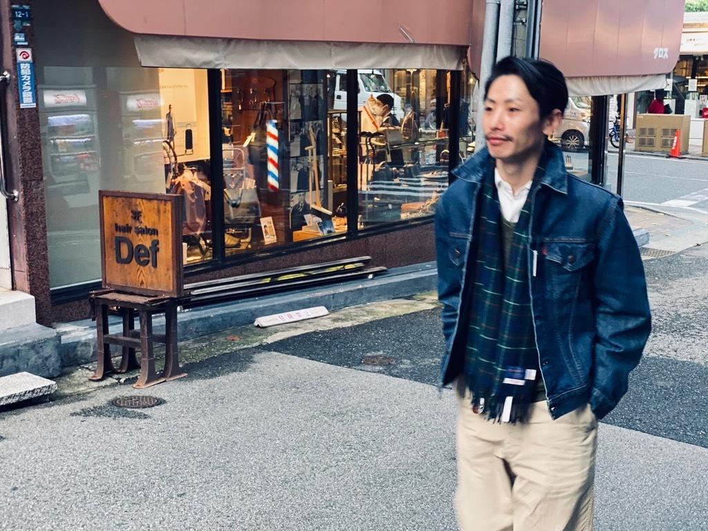マグネッツ神戸店 11/21(土)Superior入荷! #9 Levi\'s 70505 Trucker Jacket!!!_c0078587_17404158.jpg