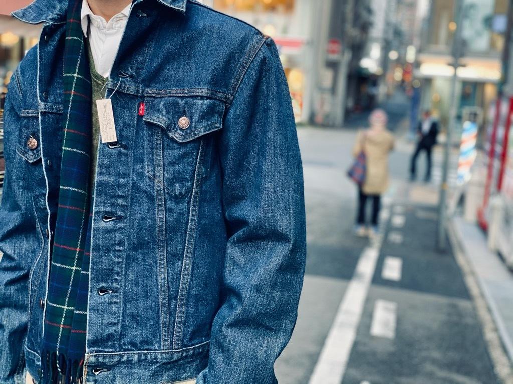 マグネッツ神戸店 11/21(土)Superior入荷! #9 Levi\'s 70505 Trucker Jacket!!!_c0078587_17404162.jpg