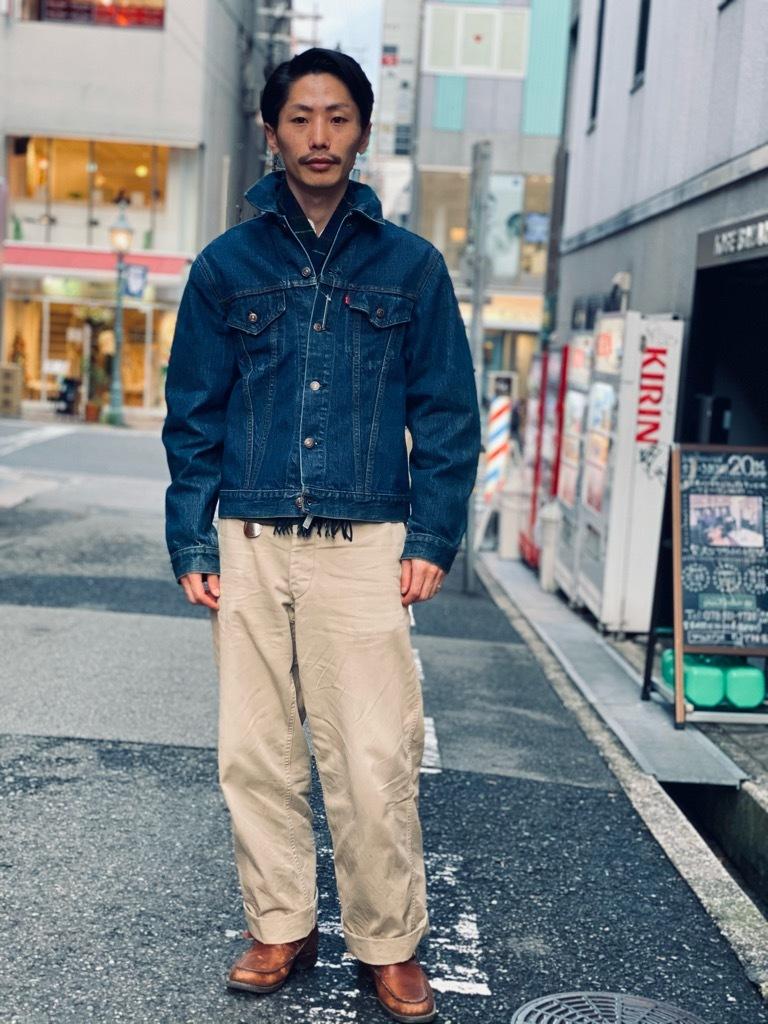マグネッツ神戸店 11/21(土)Superior入荷! #9 Levi\'s 70505 Trucker Jacket!!!_c0078587_17404226.jpg