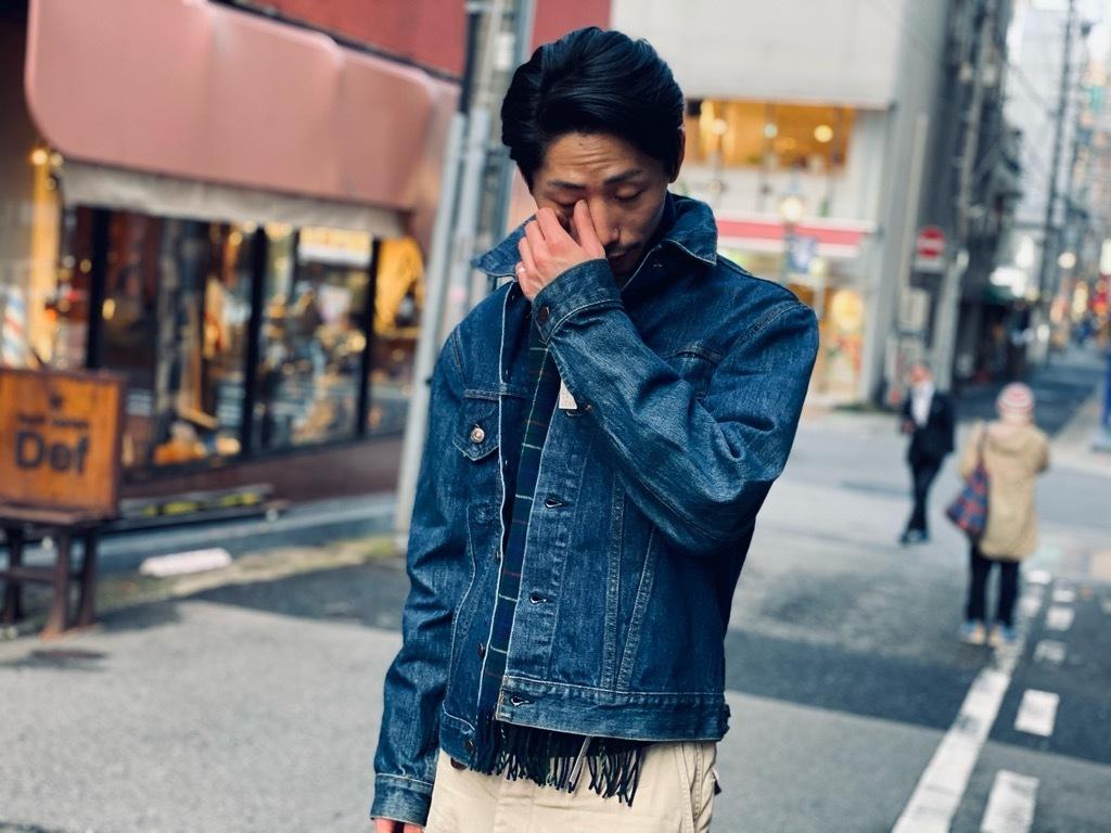 マグネッツ神戸店 11/21(土)Superior入荷! #9 Levi\'s 70505 Trucker Jacket!!!_c0078587_17404292.jpg