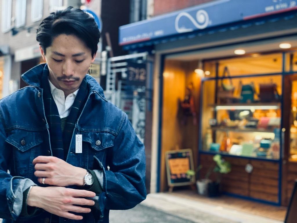 マグネッツ神戸店 11/21(土)Superior入荷! #9 Levi\'s 70505 Trucker Jacket!!!_c0078587_17424101.jpg