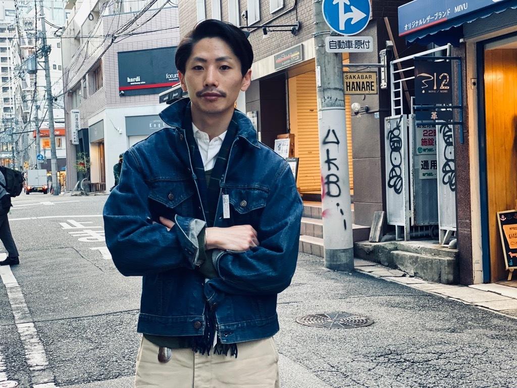 マグネッツ神戸店 11/21(土)Superior入荷! #9 Levi\'s 70505 Trucker Jacket!!!_c0078587_17424136.jpg