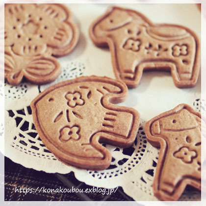型抜きクッキーの愛らしさ。_a0392423_00334939.jpg