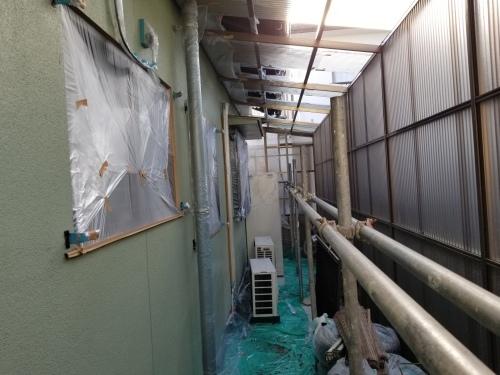 廿日市・S様邸 外壁塗装工事_d0125228_03360832.jpg