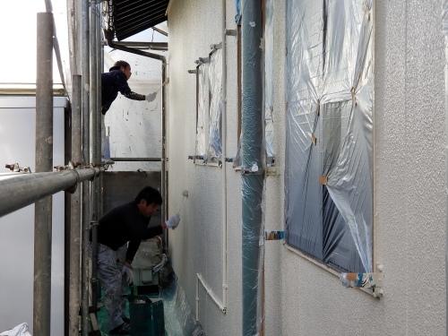 廿日市・S様邸 外壁塗装工事_d0125228_03381040.jpg