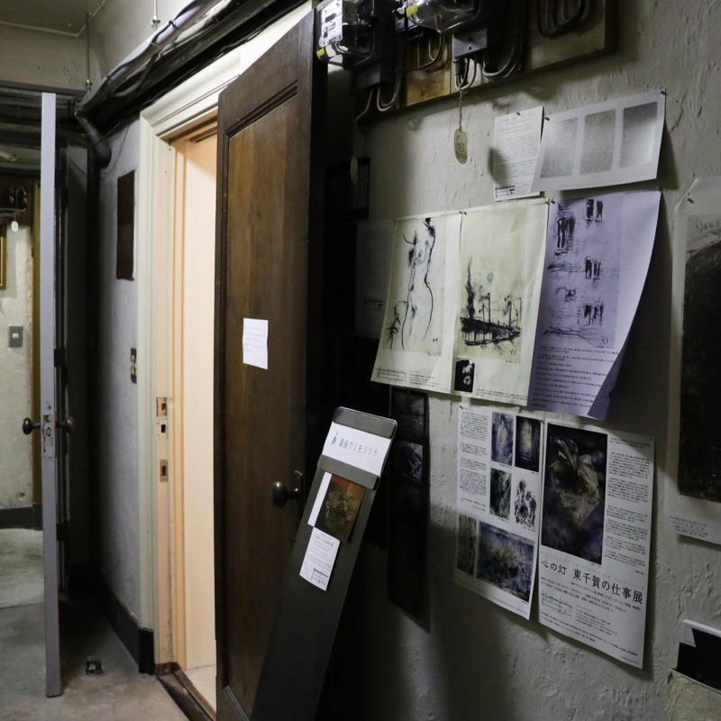 ヨシダナギさんのトークを視聴しながら奥野ビルへ_c0060143_18504431.jpg
