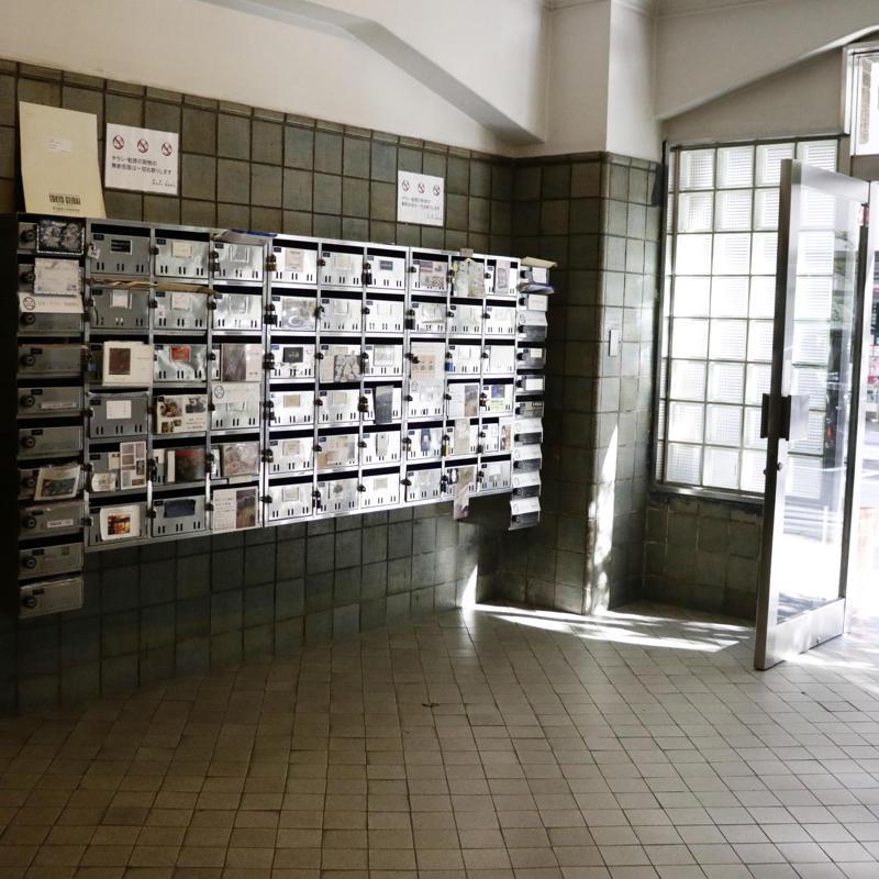 ヨシダナギさんのトークを視聴しながら奥野ビルへ_c0060143_18504491.jpg
