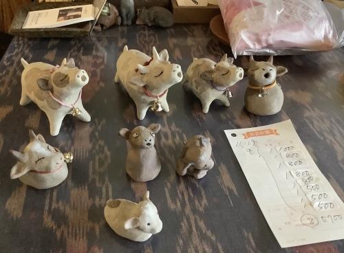 猫と干支の置物展 2020〜記録 2_d0336460_02061076.jpeg