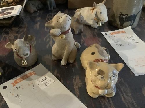 猫と干支の置物展 2020〜記録 4_d0336460_02143072.jpeg