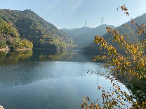 熊取の奥山雨山自然公園へハイキング&紅葉_e0136066_21310548.jpg