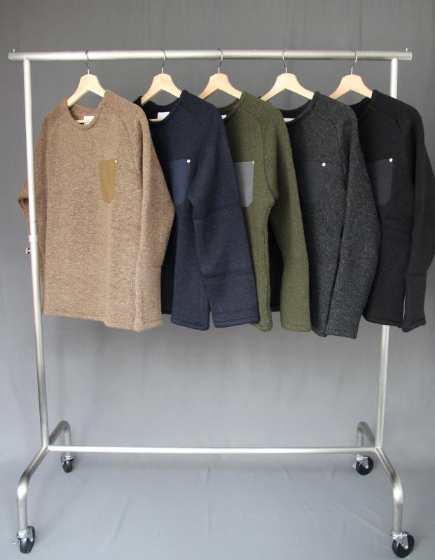 Low Gauge Wool Airy Knit_c0379477_12232910.jpg